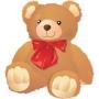 Медвежонки мягкие плюшевые игрушки