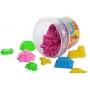 Развивающий песок для детского творчества