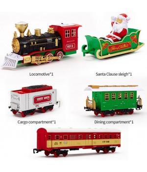 Детская железная дорога рождественский поезд, LCF