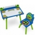 Children's tables and highchairs