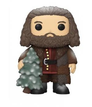 "Колекційна фігурка Funko POP! Harry Potter: Holiday: 6"" Hagrid"