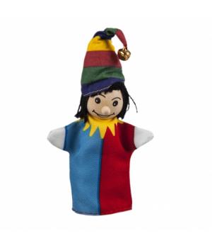 goki Лялька для пальчикового театру - Клоун