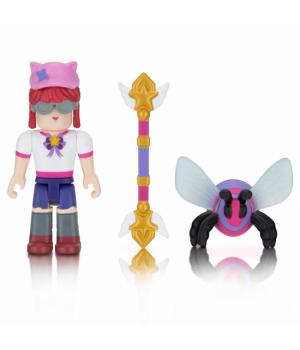 Roblox Коллекционная игрушка Роблокс Core Figures Star Sorority: Bee Wrangler W8, Jazwares