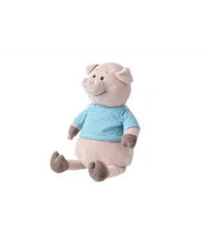 Мягкая игрушка поросенок в тельняшке (35 см) Same Toy