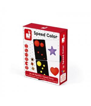 Настольная игра в детский сад Изучаем цвета Janod