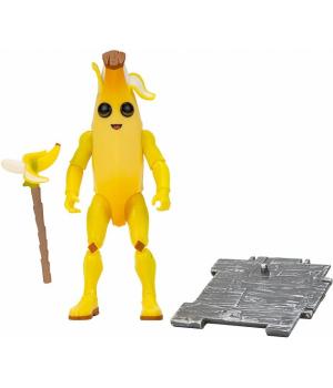 Игрушечная фигурка Fortnite - Фортнайт Solo Mode Банан - Peely S3, 10 см.