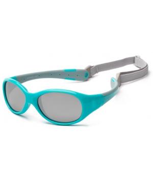 Дитячі сонцезахисні окуляри з ремінцем, Koolsun Flex, 0-3 роки