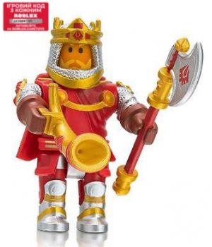 Фигурка Король роблокса Ричард - Richard, Redcliff King
