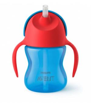 Avent Чашка з трубочкою (210 мл. 9+ ) [SCF796/01]