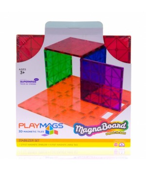 Платформа для строительства магнитных конструкторов, MagPlayer