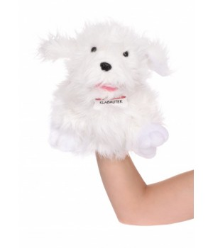 goki Лялька-рукавичка - Собачка Klabauter