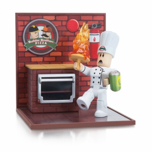 Игрушка из игры роблокс Пицца - Series Work At A Pizza Place: Fired W6
