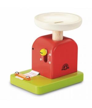 Весы игрушка для детей Wonderworld