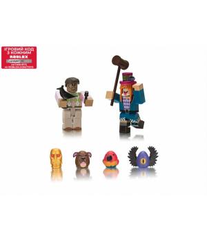 Игровой набор Роблокс Охота за яйцами Большой Фестиваль - Egg Hunt: The Great Yolktales W3
