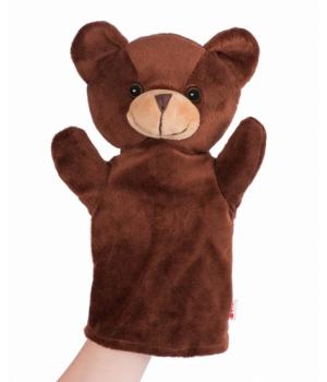 goki Лялька-рукавичка Ведмедик