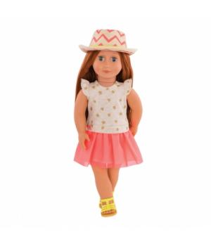 Our Generation Лялька Клементін (46 см) в сукні з капелюшком