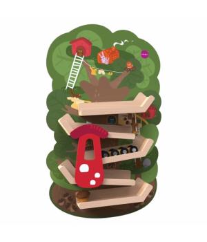 Настенная игрушка Veritiplay Приключение на дереве, Oribel