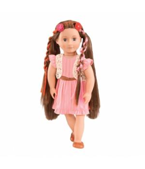 Большая кукла с растущими волосами Паркер, 46 см, Our Generation
