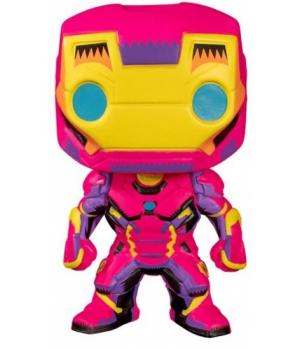Колекційна фігурка Funko POP! Marvel: Black Light: Iron Man