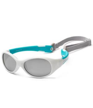 Дитячі сонцезахисні окуляри з ремінцем Koolsun Flex, 3-6 років