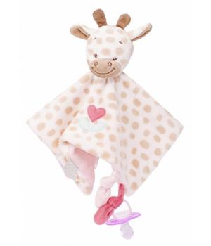 Мягкая игрушка для новорожденных, Жираф, Nattou