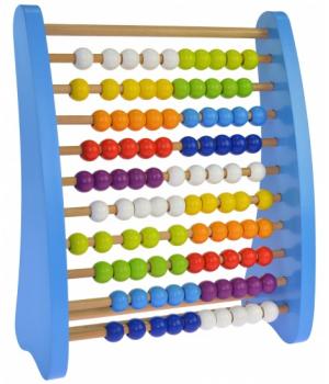 Детские игрушечные счеты, goki