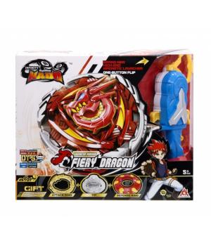 Инфинити надо игрушка Огненный дракон, V серия Infinity Nado Advanced Fiery Dragon