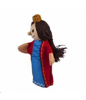 goki Лялька для пальчикового театру - Королева