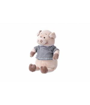Мягкая игрушка свинка 18 см Same Toy