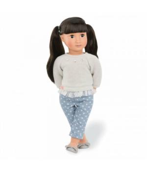 Our Generation Лялька Мей Лі (46 см) в модних джинсах