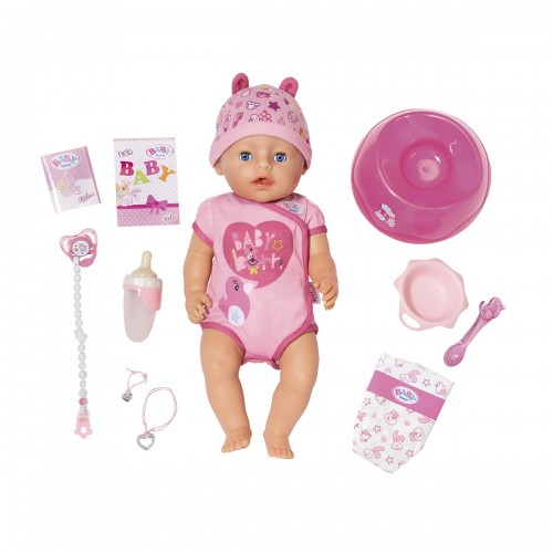 Baby Born Soft Touch - CHARMING BABY
