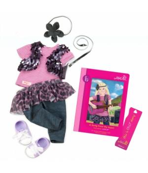 Одежда для куклы 46 см Для сцены, Our Generation