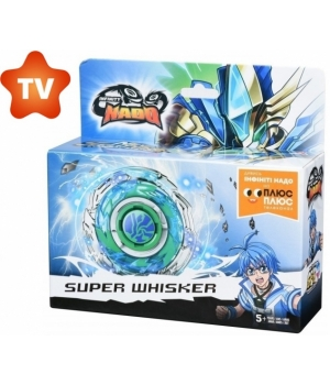 Infinity Nado Дзиґа Стандарт Super Whisker Небесний Вихор (закрыта упаковка)