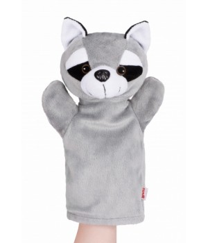 goki Лялька-рукавичка - Єнот