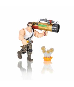 Roblox Игрушка коллекционная фигурка Роблокс Дэви Базука W8