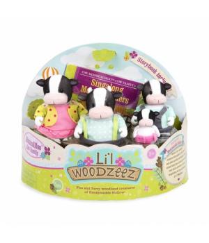 Li`l Woodzeez Набір фігурок Сім'я Корівок