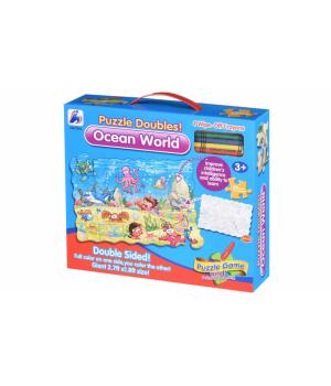Same Toy Пазл-розмальовка Підводний світ