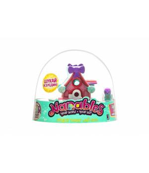 """Nanables Ігрова фігурка Small House Містечко солодощів, Студія танцю """"Луї-Поп"""""""