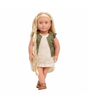 Большая кукла с длинными волосами, 46 см, блонд, Our Generation
