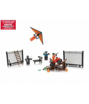 Игровой набор Роблокс Большой Побег - Set Jailbreak: Great Escape W5