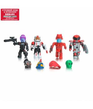Фигурки роблокс Звездные Коммандос - Star Commandos W6