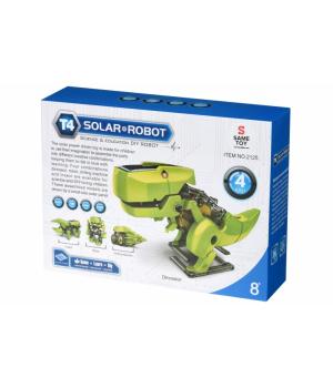 Same Toy Робот-конструктор - Дінобот 3 в 1 на сонячній батареї