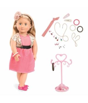 Our Generation Лялька Адра з прикрасами (46 см)