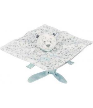 Игрушка комфортер для новорожденных, Леопард, Nattou Doodoo