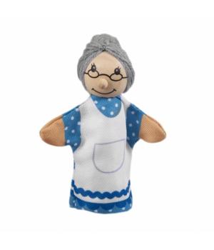 goki Лялька для пальчикового театру - Бабуся