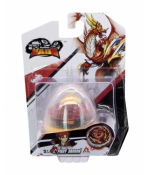 Infinity Nado Дзиґа Infinity Nado V серія Nado Egg Fiery Dragon Вогняний Дракон