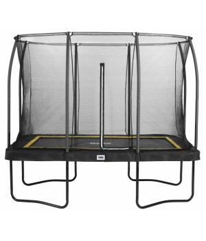 Детский батут Salta Comfort Edition прямоугольный 214x305 см Black