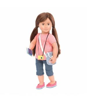 Кукла для девочки Риз, 46 см, Our Generation