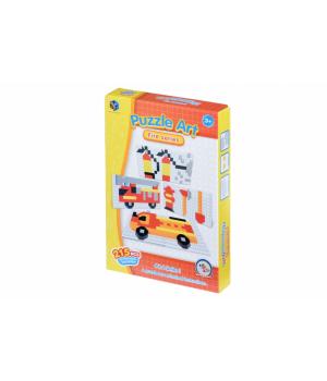 Мозаика детская для мальчика Fire series (215 эл.) Same Toy