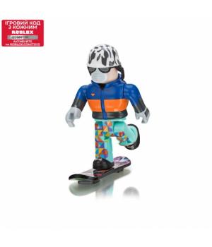 Фигурка Роблокс Сноубордист - Shred: Snowboard Boy W6
